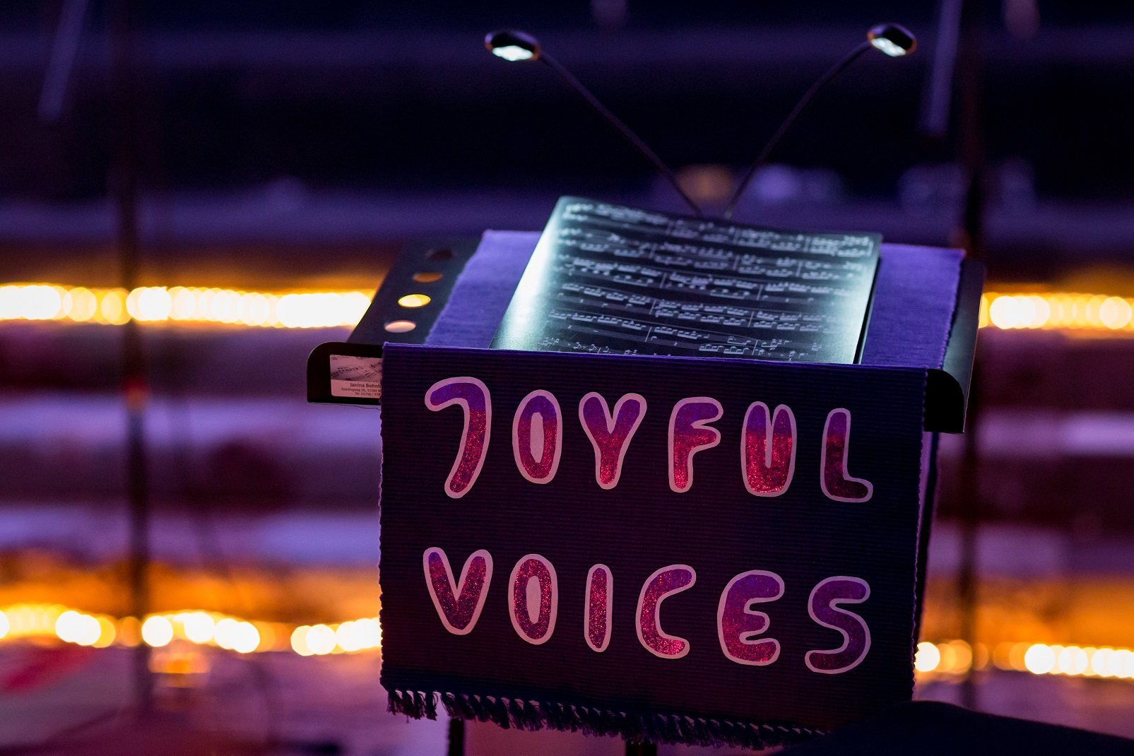 Joyful Voices Konzert 2017